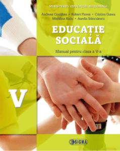 MANUAL ED SOCIALA CLASA A 5A
